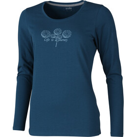 High Colorado Wallis 3 Longsleeve Shirt Women blue
